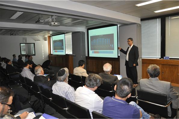 Eficiência Energética em Sistemas de Ar Condicionado e Refrigeração foi tema em evento na Câmara Brasil-Alemanha