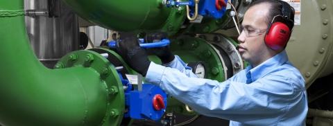 Operação e Manutenção Especializada De Ar Condicionado (AVAC)
